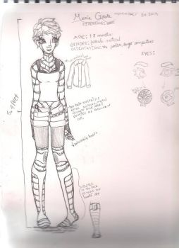 Maria Griste Reference Sheet by Janet-Leijon