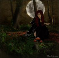 In the wood by miliana63