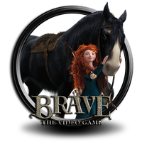 Brave the video game Icon by S.7 by SidySeven