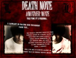 Death Note: Another Note by Serenityfrogluvr