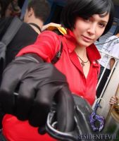 Ada Wong cosplay - Resident Evil 6 by CarlaGolbat