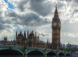 Palace of Westminster 3 by zaphotonista
