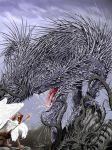 +Thorny beast+ in color by Apsaravis