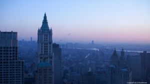 New York Twilight by cbrewer85