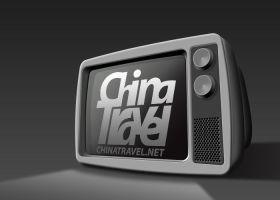 Chinatravel TV set by braillce