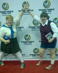 Wizard World Comicon 2015 #5 by AwesomeAria