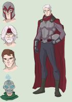 Magneto by cspencey