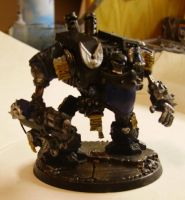 Venerable Dreadnought Azazel by AnimeFreak40K