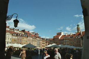 Warsaw 050 Old City by remigiuszScout