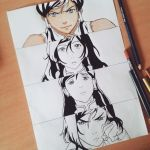 WIP Korra 2 by SnitchWing