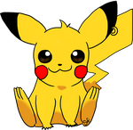 Pikachu by soffy7