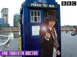 The Twelfth Doctor by AskGriff