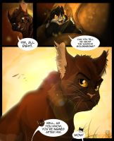 Goldenstar's Choice- Page 2 by RussianBlues