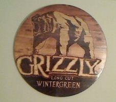 grizzly wintergreen by keithbloodyholly