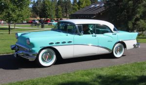'55 Buick 4-dr by finhead4ever