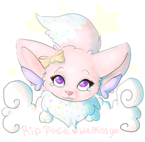 Posiekitty You Will Be Missed by Biskizit