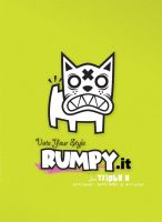 Rumpy promotional flyer by mellowpt