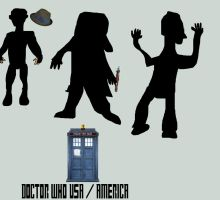 The three Doctors by Steamland
