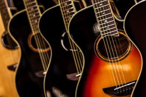 Guitars 2013 by Rob1962