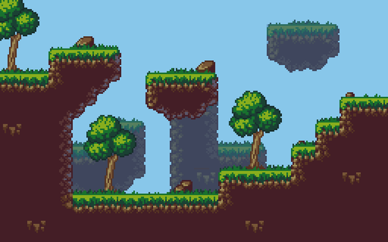 Forest Mockup by odedro