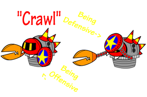 Crawl by The-Weh