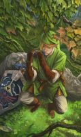 Link by davidhueso