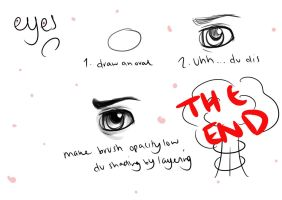 How to Eyes by Thehighwaygirl