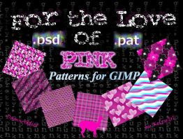 For The Love of Pink by kelzygrl