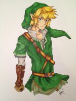 Link by Angels-Little-Chii