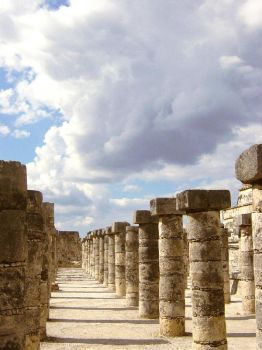 Columns and Clouds by dogmadic