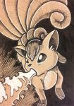 ACEO: Ember by DanielleMWilliams