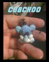 Cubchoo Charm by Windicious