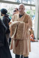 Game of Thrones Lord Varys cosplay by Seattle-Cosplay