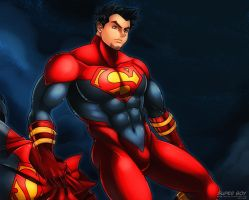 Super Boy by Ernz1318