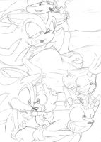 Sonadow.:Family Times by Narcotize-Nagini