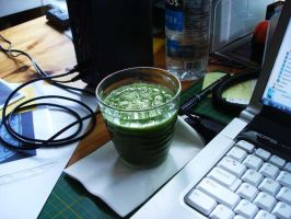 Inui Juice IRL by bluphino