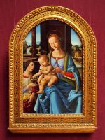 Madonna and Child 2 by Humble-Novice