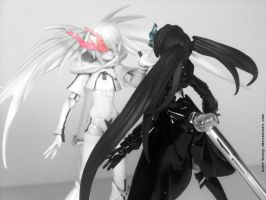 WRS and BRS - My Sweet Rock-chan - 02 by Kuro-Kinny