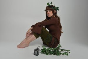 Woodland Elf 03 by KittyTheCat-Stock