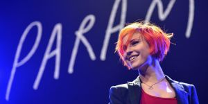 Hayley Williams Paramore by trollinlikeabitchtit