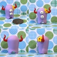 Talulah the Timid Monster by TimidMonsters