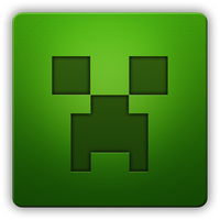 Minecraft HD Icon 2 by iFoXx360