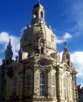 Frauenkirche by The-Insignificant