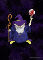 The Wizard (v1.0) by greyeyesgabriel