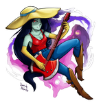 Marceline - I'm just your problem by Mr-Pidge