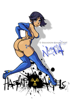 Hazard Angels - Nova by JiveGuru