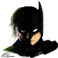 batman and joker by rpl