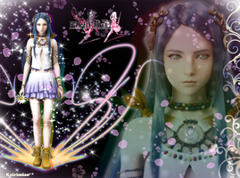 Final Fantasy XIII-2 Paddra Wallpaper by kairimiao13