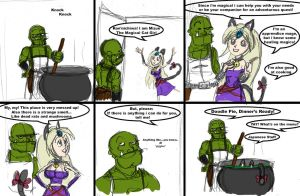 Sblorch the Orc 03 by Velgarn