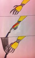 Holding Servos by queenfirelily17
